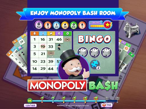 Bingo Bash featuring MONOPOLY: Live Bingo Games 1.160.0 screenshots 16