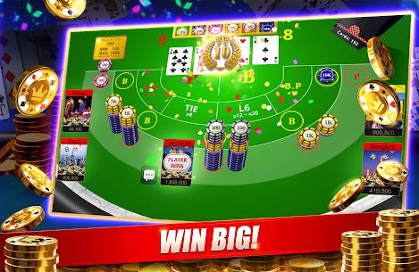 Dragon Ace Casino – Baccarat 3