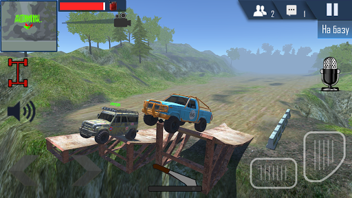Offroad Simulator Online: 8x8 & 4x4 off road rally 2.5.3 screenshots 8