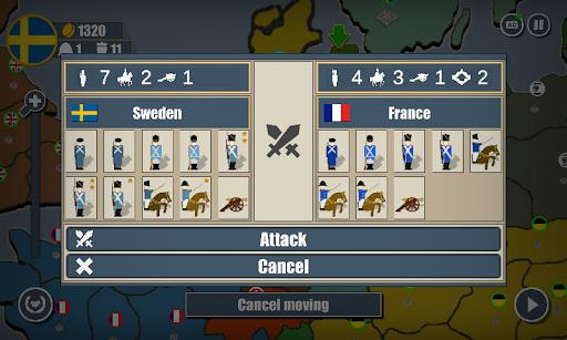 World conquest: Europe 1812  screenshots 5