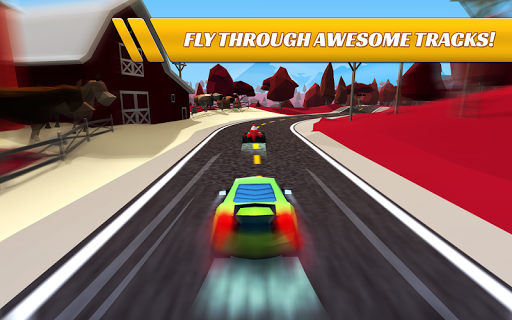pocket rush screenshot 1