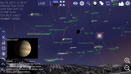 Mobile Observatory 2 – Astronomy v2.75e [Paid] 1