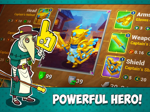 Tower Defense: New Realm TD 1.2.58 screenshots 15