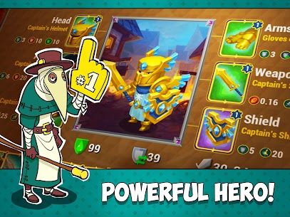 Tower Defense: New Realm TD MOD APK 1.2.62 (Unlimited Currency) 15
