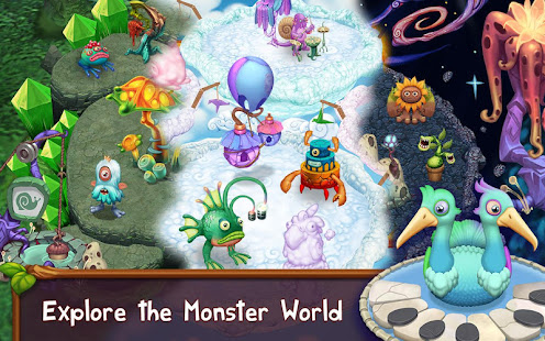 My Singing Monsters: Dawn of Fire screenshots 10