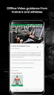 Fitvate – Home & Gym Workout Trainer Fitness Plans 5
