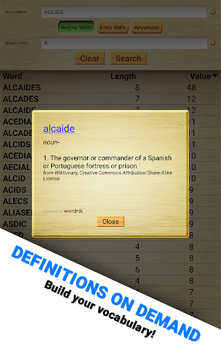 Word Breaker Full apkdebit screenshots 4