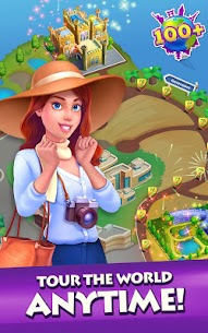 Gummy Drop! Match to restore and build cities 4.29.1 Apk + Mod 4