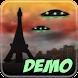 パリを破壊せよ - デモ - Androidアプリ