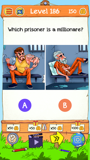 Braindom 2: Who is Lying? Fun Brain Teaser Riddles goodtube screenshots 2
