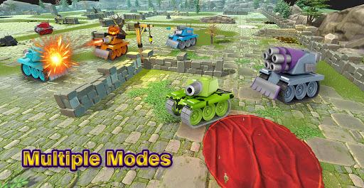 Tanks Zone screenshot 2