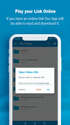 FlixPlayer for Android 2.3.7 Screenshots 5