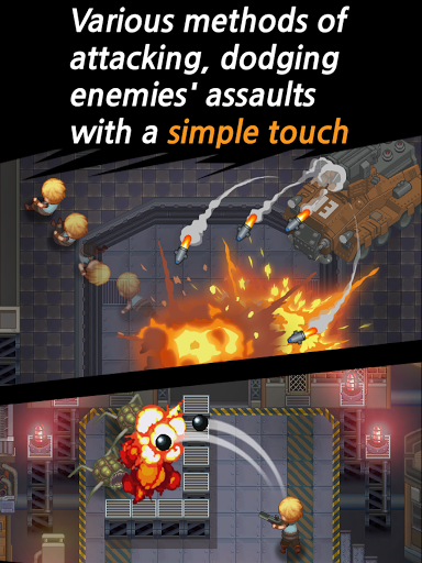 Mystic Gunner: Roguelike Shooting Action Adventure  screenshots 13