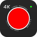4K Camera - Filmmaker Pro Camera Movie Recorder