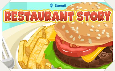 Restaurant Story Modded Apk Unlimited Money 7
