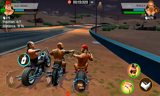 WWE Racing Showdown 1.0.3 screenshots 1