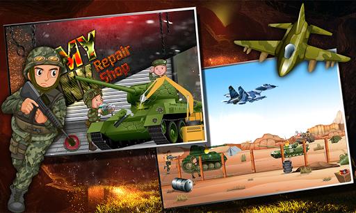 Army Tank Repair Simulator screenshots 1
