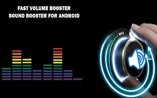 Max Volume  - Control phone Volume, boost volume