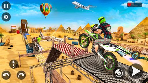 Stunt Bike 3D Race - Tricky Bike Master 1.4 screenshots 11