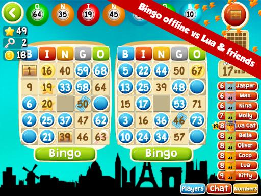 Lua Bingo Online - Live Bingo Games 4 Fun&Friends android2mod screenshots 13