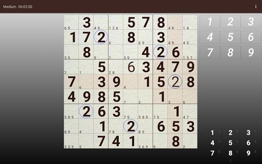 Sudoku (Oh no! Another one!) screenshots 9