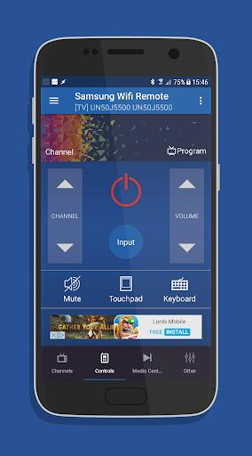 Foto do Remote for Samsung Smart TV WiFi Remote
