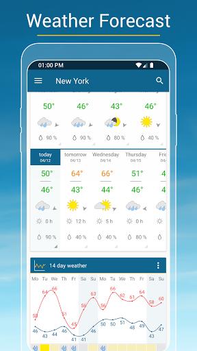 Download Weather & Radar USA - Storm alerts mod apk 2