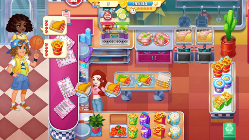 Cooking Life: Crazy Chef's Kitchen Diary 1.0.6 screenshots 2