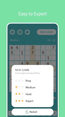 Sudoku - Free & Offlineのおすすめ画像5