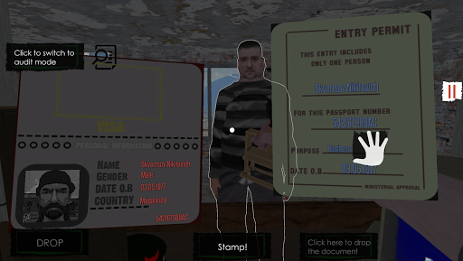 Border Officer 1 Screenshots 1