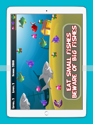 ud83dudc20 Hungry Piranha  screenshots 10