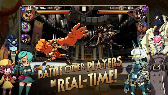 Skullgirls: Fighting RPG Mod 4.5.3 Apk [Unlimited Money] 2