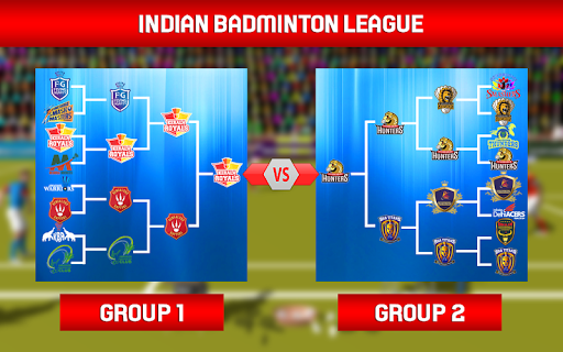 Top Badminton Star Premier League 3D 1.3 screenshots 14