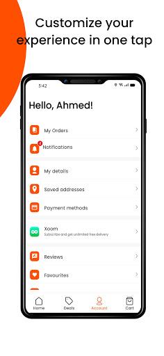 Cheetay, Pakistan's Favourite Delivery App apktram screenshots 7
