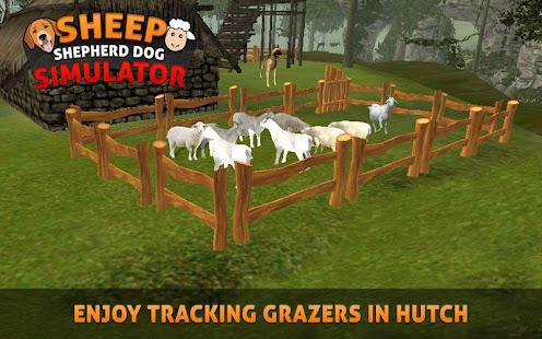 sheep shepherd dog simulator : farm animals dog hack