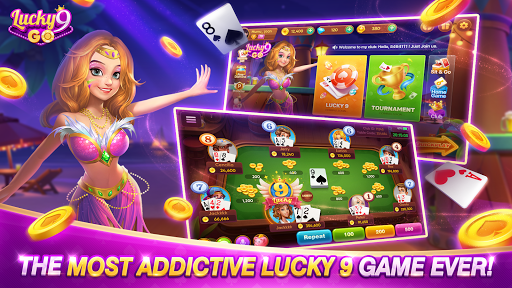 Lucky 9 Go - Free Exciting Card Game! 1.0.10 screenshots 1