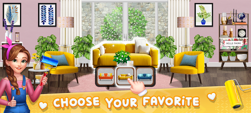 House Design: Home Cleaning & Renovation For Girls  screenshots 1
