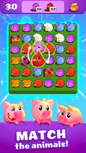 link pets: match 3 puzzle game with animals screenshot 3