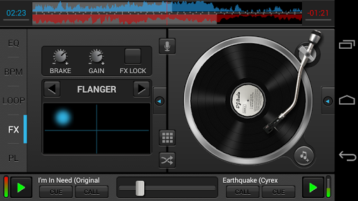 DJ Studio 5 - Free music mixer 5.5.8 Screenshots 5
