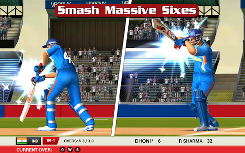 MSD: World Cricket Bash Screenshot
