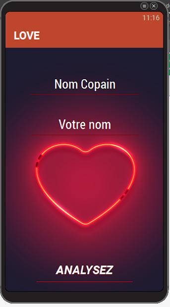 Test love screenshot 3