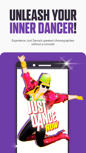 Just Dance Now poster