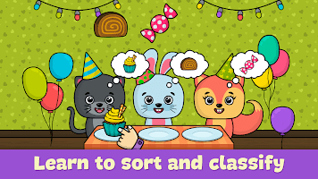 Baby games for 2 to 4 year olds