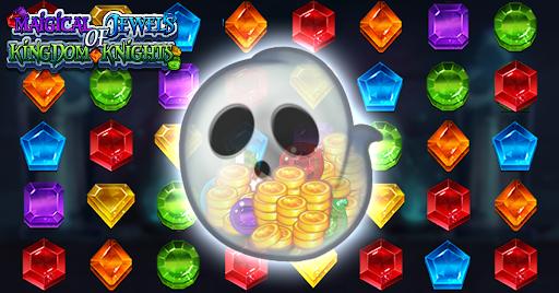Magical Jewels of Kingdom Knights: Match 3 Puzzle apkdebit screenshots 11