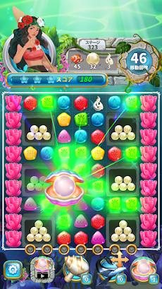 Jewel Aloha- Ocean Match 3 Puzzleのおすすめ画像5