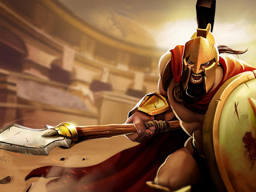 Gladiator Heroes - Strategy and Fighting Game  Screenshots 21