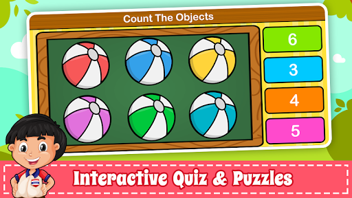Learn Numbers 123 Kids Free Game - Count & Tracing  screenshots 6