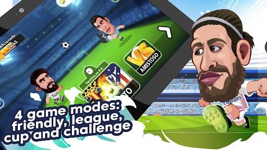 Head Football LaLiga 2021 v7.0.3 MOD APK 4