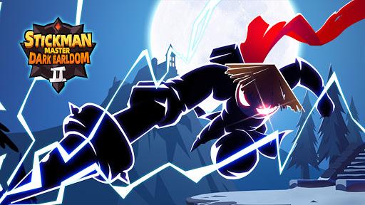 Stickman Master II: Dark Earldom apktram screenshots 1