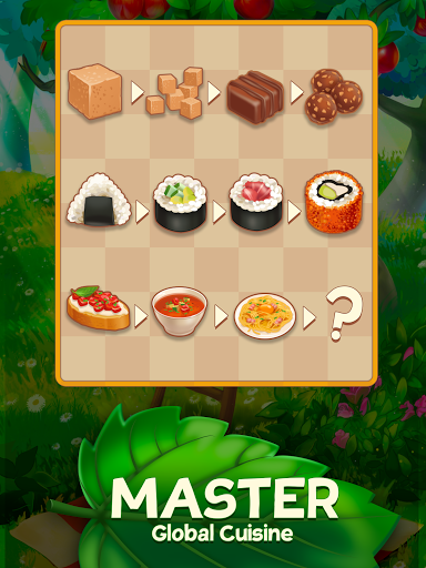 Merge Inn - Tasty Match Puzzle Game  screenshots 14